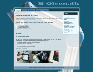 Bjarne Olsen - opsætning og service på robotter og industrimaskiner
